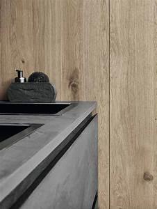 Facade De Cuisine Les Différents Matériaux : la cuisine cloe vip m le la finesse des lignes des mat riaux tout autant innovants que nobles ~ Melissatoandfro.com Idées de Décoration