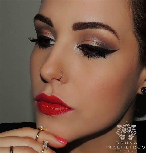 si馮e de maquiagem fácil malheiros makeup malheiros makeup