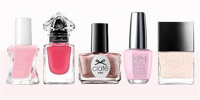 Nail Polish Pink Colors Beauty Pretty Coral