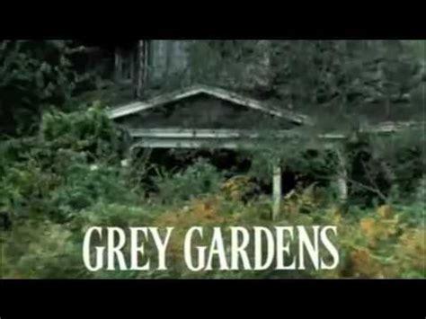 Grey Gardens Original Documentary Trailer Youtube