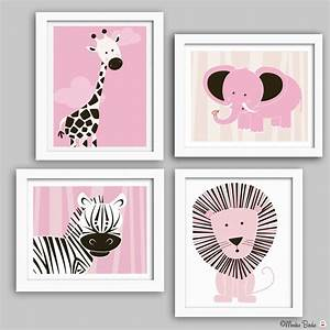 Wall art for baby girl nursery thenurseries