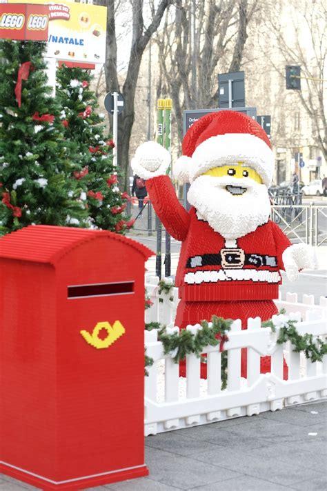 Ufficio Postale Di Babbo Natale - l ufficio postale di babbo natale fatto con i lego
