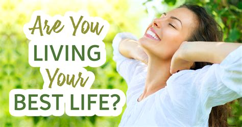 Are You Living Your Best Life? - Quiz - Quizony.com