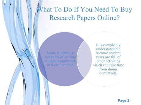 Buy Reasearch Papers