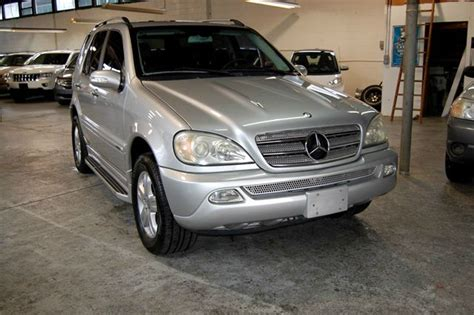silver year   mercedes benz model  class miles