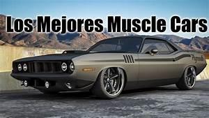 Los mejores 5 muscle cars de todos los tiempos The best