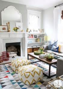www livingroom 33 cheerful summer living room décor ideas digsdigs