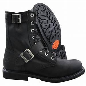 Harley Davidson Stiefel Boots : harley davidson herren stiefel schwarz herrenschuhe ~ Jslefanu.com Haus und Dekorationen