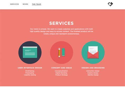 simple website design six simple for your next website design