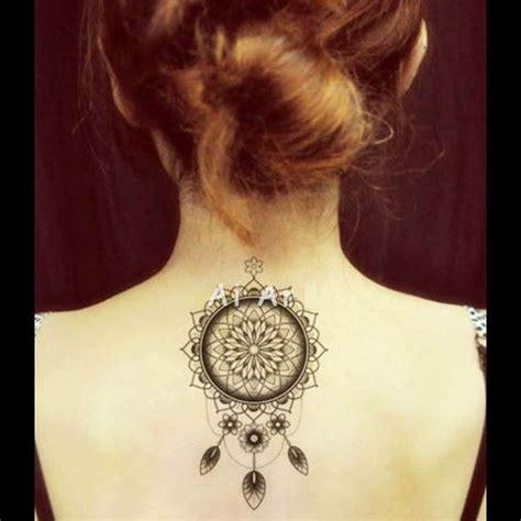 attrape reve tatouage tatouage temporaire ou ephemere attrappe reves et catcher