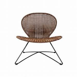 Fauteuil Exterieur Osier : fauteuil mandya en r sine tress e achetez nos fauteuils ~ Premium-room.com Idées de Décoration