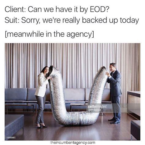 Meme Photos Funny - life in an agency shown through funny stock photos