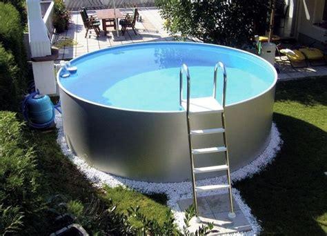 Garten Q Kaufen by Pool 420x120 Rundpool Stahlwandpool Rund Stahlwandbecken
