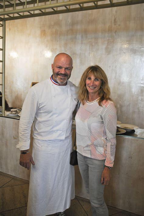 chef of cuisine philippe etchebest restaurant le quatrième mur bordeaux