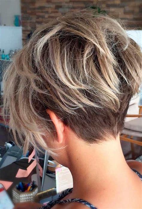 trendy short haircuts  womens  pics bucket