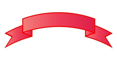 ribbon banner clipart