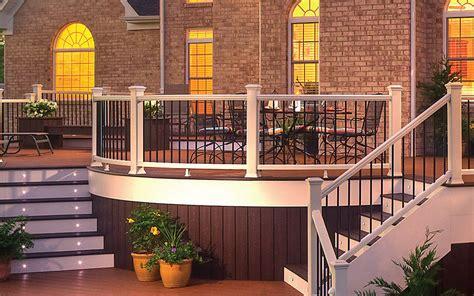 Trex Stairs Installation