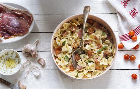 simple et bon salade de p 226 tes 224 l italienne