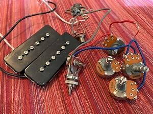P90 Pickups   Wiring Harness From Epiphone Sg Special  U0026 39 61