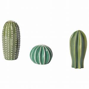SJÄLSLIGT Decoration set of 3 Green - IKEA