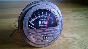 Sell 1964 Bonneville Tachometer And Cup Fits 1963