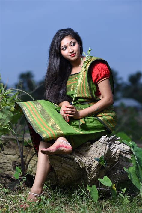 amazing indian village girl  pexels