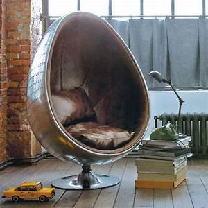 Fauteuil En Forme D Oeuf : fauteuil oeuf le choix du design et du cocooning guide d 39 achat ~ Teatrodelosmanantiales.com Idées de Décoration