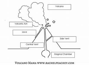 All About Volcanoes  U2013 A Kindergarten Unit  Free Parts Of A Volcano Worksheet   U2013 Volcano Mama