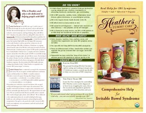 heather s ibs diet cheat sheet