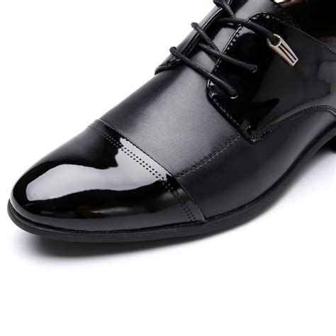 Men Big Size Casual Genuine Leather Dress Shoes Loafers