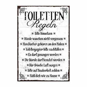 Toilette Sauber Halten Piktogrammschild F R Toilette
