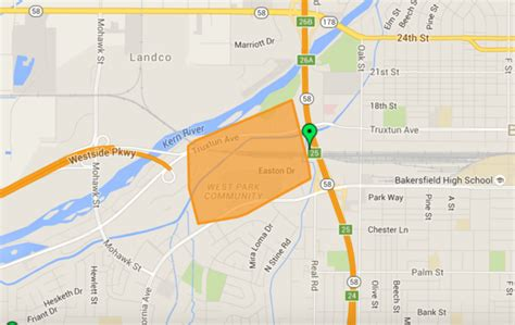 power outage  west bakersfield turntocom
