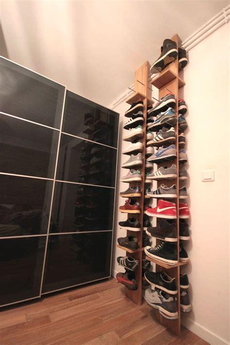 Astuce Rangement Chaussures Les 25 Meilleures Id 233 Es De La Cat 233 Gorie Rangement Chaussures Sur Meuble Chaussure