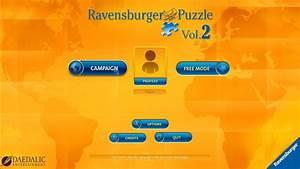 Ravensburger Puzzle Vol  Ii