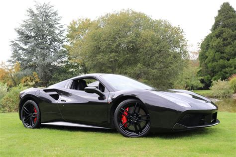 It is equipped with a 7 speed automatic transmission. 2018 FERRARI 488 SPIDER For Sale | Car And Classic