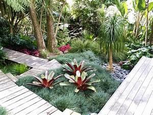 Sub tropical garden landscape design garden care for Subtropical garden design ideas