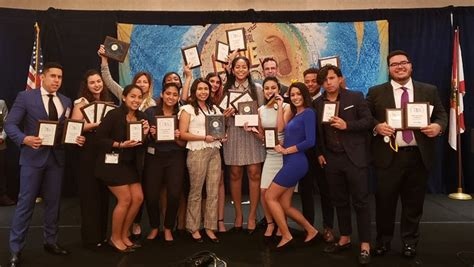 fius fbla pbl chapter wins top honors  state wide