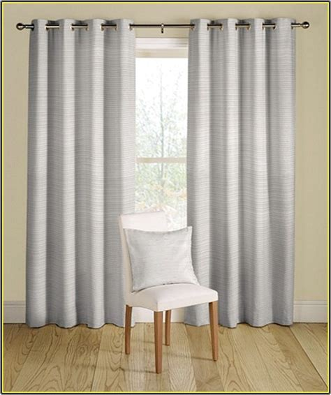 light gray blackout curtains pair of plain light grey