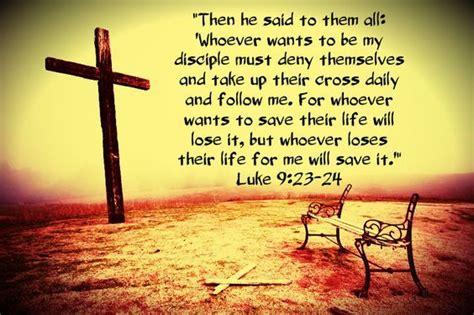 Daily Verse Reading  Luke 92324  Daily Bible Readings