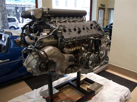 Bugatti Veyron W16 Engine Animation, Bugatti, Free Engine
