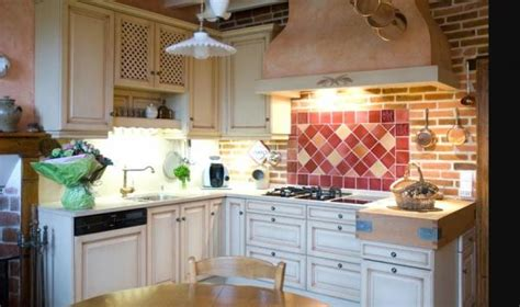 cuisine rustique repeinte cuisine gaio 15 photos