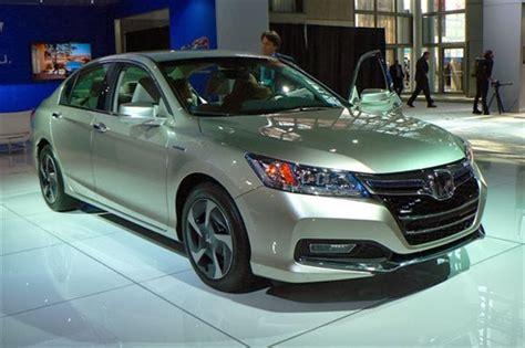 New Cars 2014 Honda Accord Plug-in Hybrid