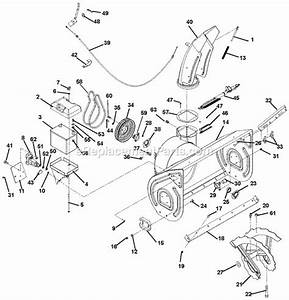 John Deere 44 Snowblower Parts Diagram