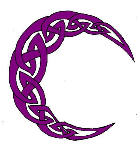 celtic moon combines      irish culture tattoos pinterest irish culture