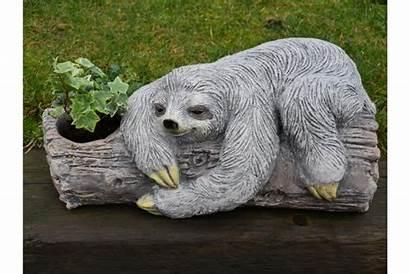 Sloth Planter Transparent Planters