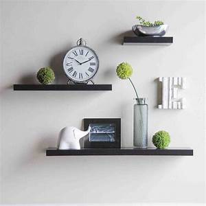 Floating, Wall, Shelves, Extra, Storage, And, Display, Like, Magic