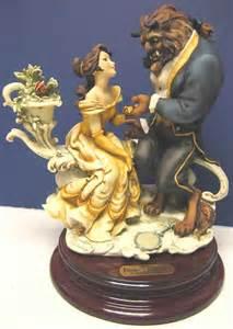 Disney Beauty and Beast Figurines