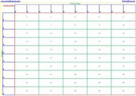 blank football pool template  square football pool