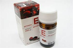 Витамин е жидкий при псориазе