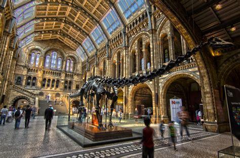 natural history museum kensington london  happy